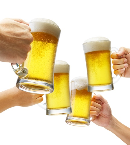 employee perks free beer